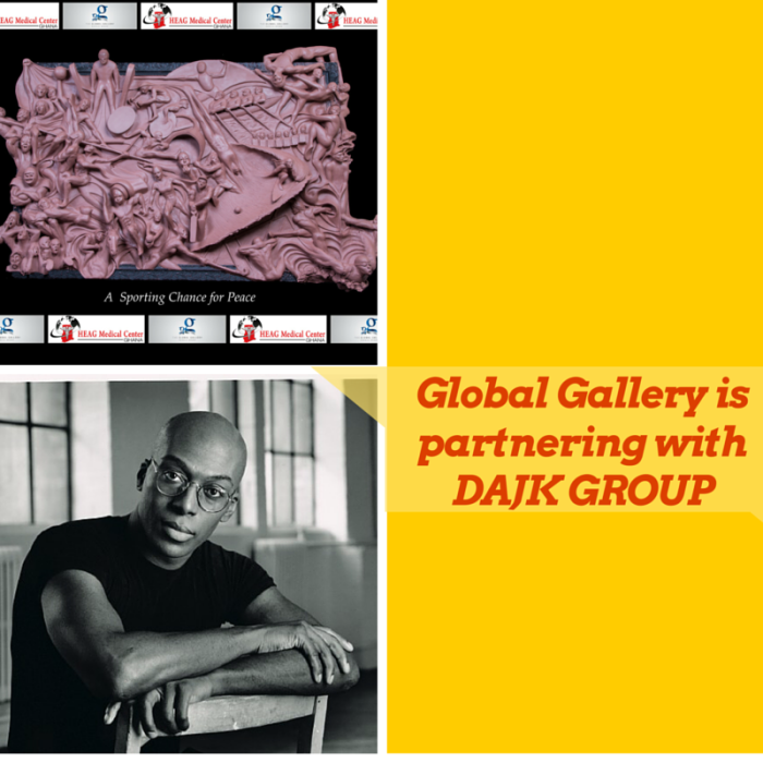 Global Gallery partnering with DAJK GROUP(2)