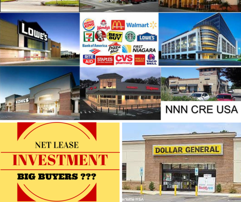 NET LEASE Big Buyers